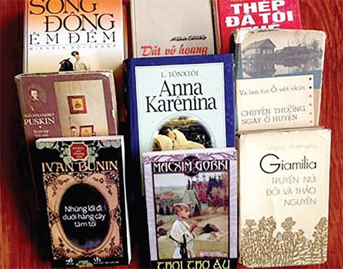 Книги русских писателей в переводе на вьетнамский язык представили в Хошимине