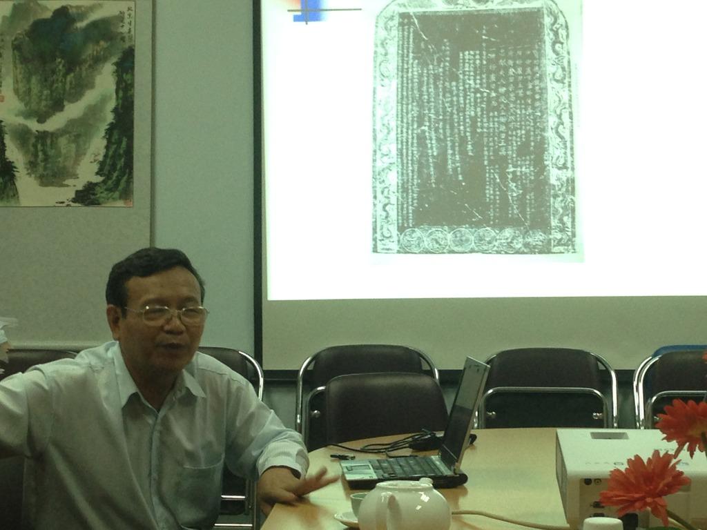 Đinh Khắc Thuân (Viện Nghiên cứu Hán Nôm)